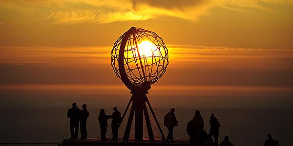 Norwegen Nordkap, Kai-Uwe Küchler