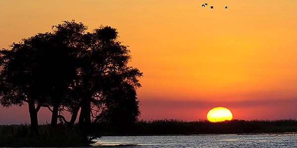 Namibia Botswana