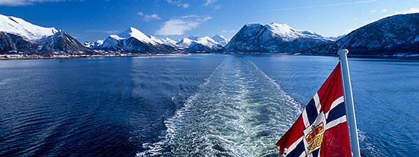 Hurtigruten. Norwegen mit dem Postschiff – Kai-Uwe Küchler