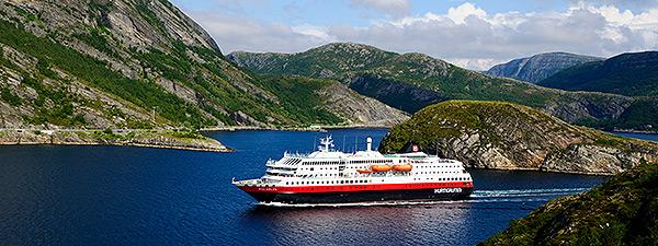 Multivision Hurtigruten